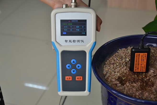 土壤温湿度测定仪HM-SW
