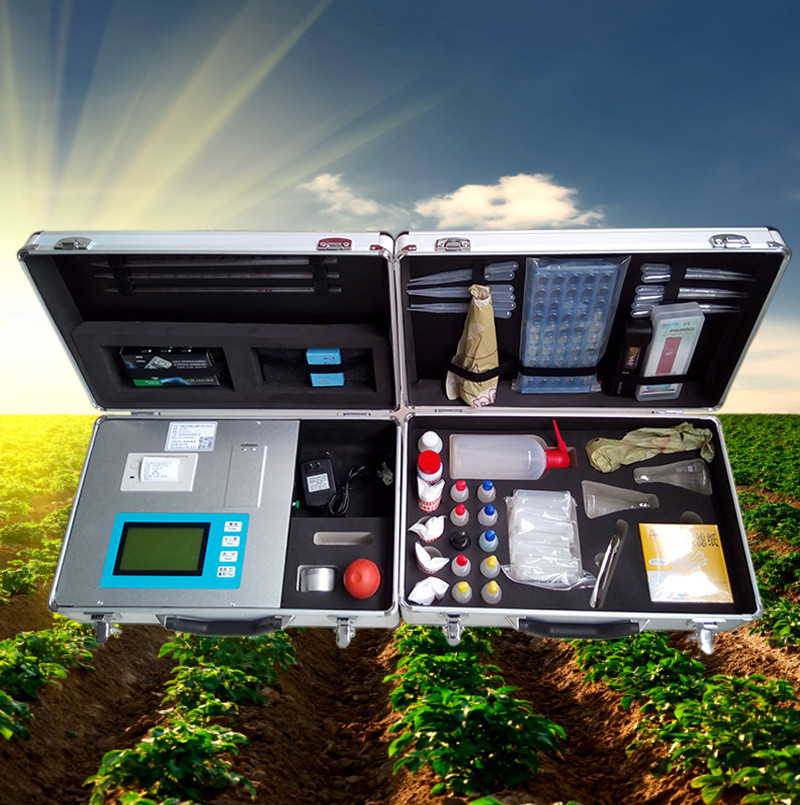 土壤养分速测仪的厂家